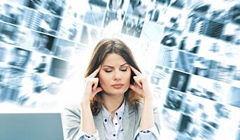 Offentlig ansatte fyller danske stressklinikker