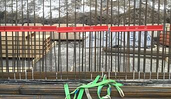 Styrker sikkerheten for bygg og anlegg