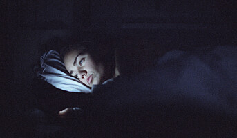 Dårligere søvn av sengetasting
