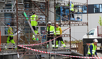 Åtte steg for bedre sikkerhet i bygg og anlegg