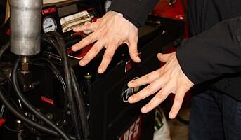 Usynlige hansker gir effektiv beskyttelse