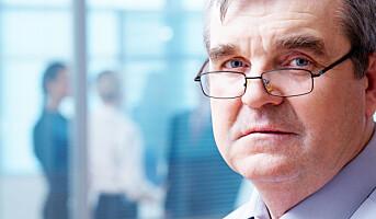 Eldre arbeidstakere skvises ut av arbeidslivet