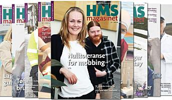 HMS-magasinet 3/2016