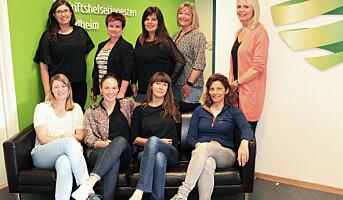 Bedriftshelsetjenester i Trondheim har fusjonert