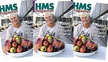 Det nye HMS-magasinet snart ute