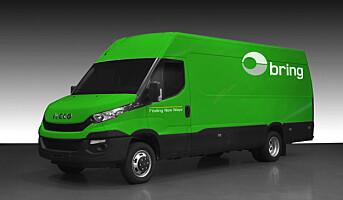Nå kommer de første el-varebilene