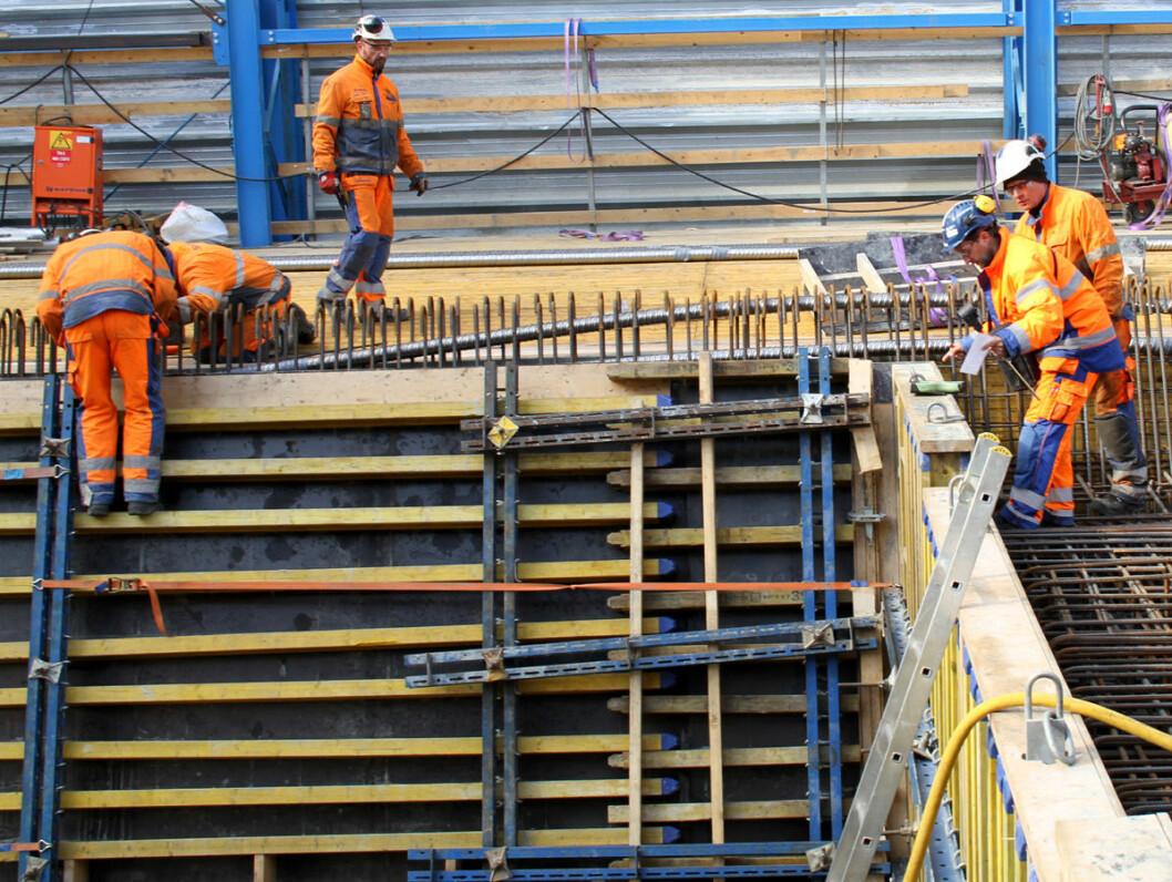 Visjonen om en skadefri bygge- og anleggsnæring lever videre. (Foto: Jan Tveita)