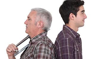 Tøffere arbeidsmarked for seniorene