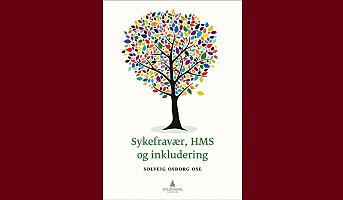 Ny bok om sykefravær, HMS og inkludering
