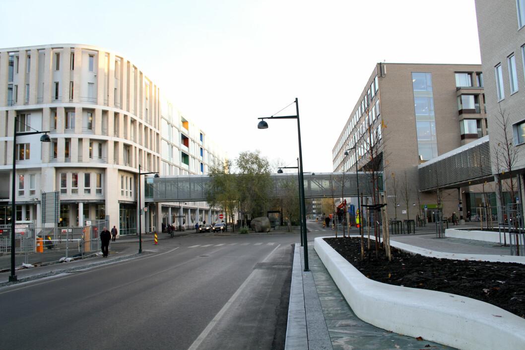Flere enheter ved St. Olavs Hospital i Trondheim skal teste ut den nye og samordnede undersøkelsen. (Foto: Jan Tveita)
