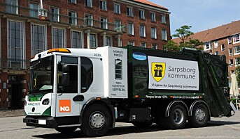 El-biler tar renovasjon i Sarpsborg