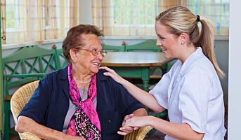 Høyest sykefravær blant kvinner i helse og omsorg