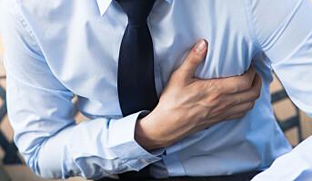Oppdaget koblingen mellom stress og hjerteinfarkt