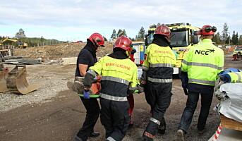 Ingen omkom i ulykker i industrien i fjor