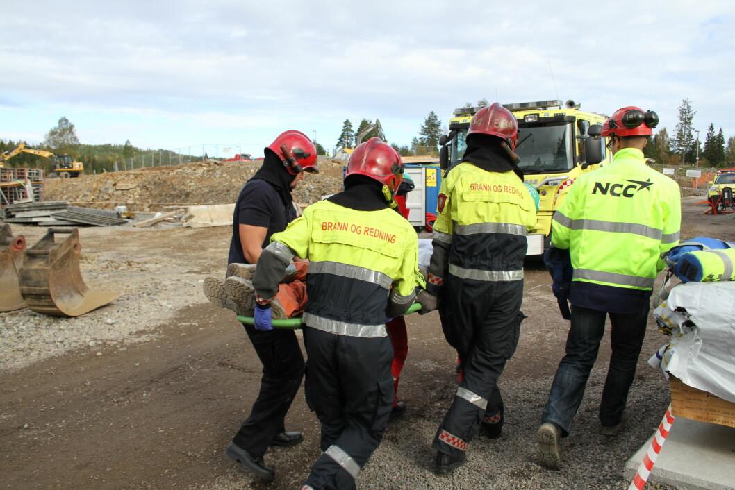 Åtte arbeidstakere døde i arbeidsulykker i bygg og anlegg i fjor. (Illustrasjonsfoto: Jan Tveita)