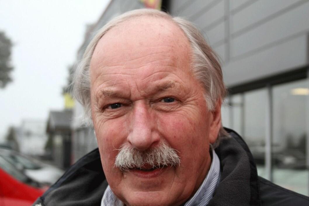 Johan Kaggestad har fått lov til å herje langt over pensjonsalder. (Foto: Jan Tveita)