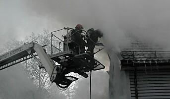 Beskytt brannfolk mot farlig brannrøyk