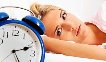 Disse yrkesgruppene sliter med nattesøvnen