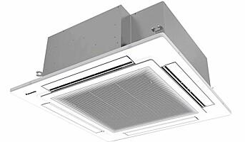 Gir energisparing og frisk luft på kontoret