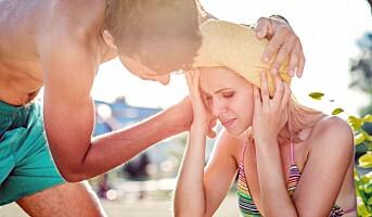 Ble du syk i ferien?