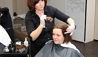 Svenske frisører tilbys helsekontroller