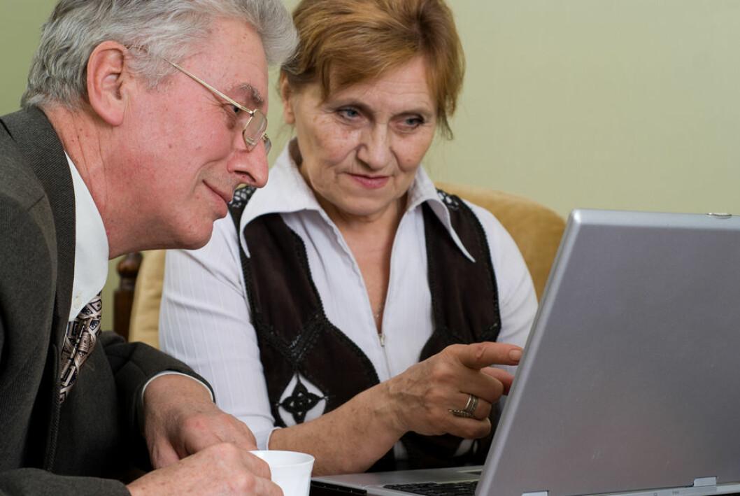 Seniorer i finans går av med pensjon tidlig. (Illustrasjonsfoto: Colourbox.com)