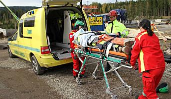 Skal levere arbeidsklær til ambulansepersonell