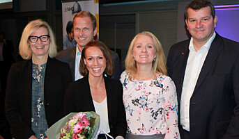 Ringer i Vannet-prisen til Norsk Gjenvinning