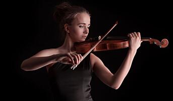 Musikere pådrar seg belastningsskader