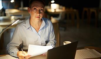 Smart belysning kan hjelpe nattskiftarbeidere