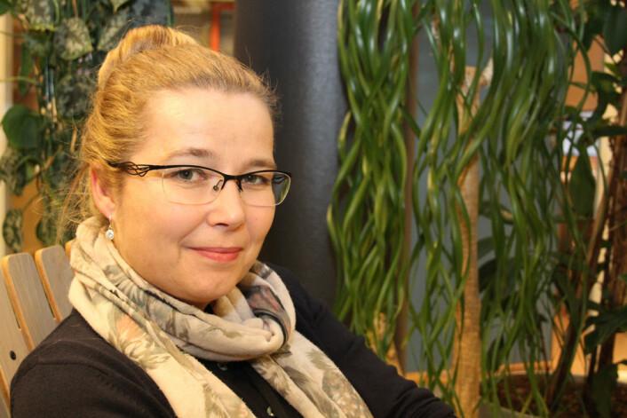 Solveig Osborg Ose (Foto: Jan Tveita)
