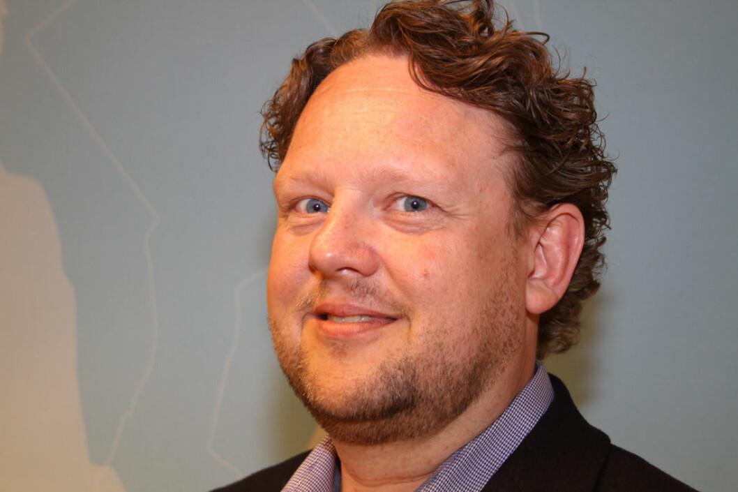 Pål Molander er direktør ved STAMI. (Foto: Jan Tveita)