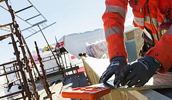 Trapper opp kampen mot byggekrim