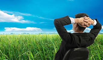 Tre tips til fornyet arbeidsglede