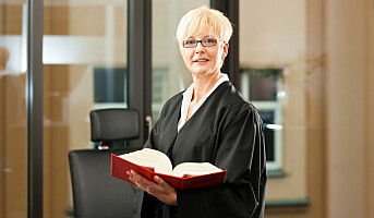 Dommere i rettsapparatet trues