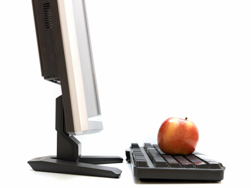 Pass på hva du putter i deg i løpet av arbeidsdagen. (Illustrasjonsfoto: Colourbox.com)