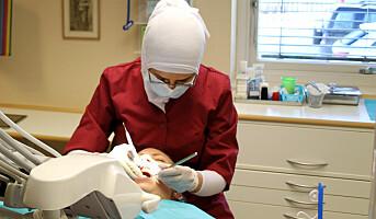 Større aksept for hijab på jobb