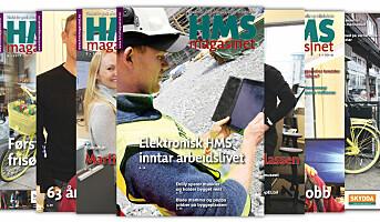 Elektronisk HMS inntar arbeidslivet