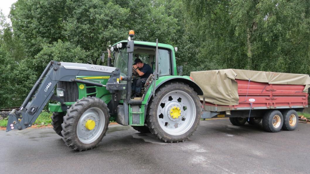 Bønder sliter med stress, angst og søvnløshet. (Foto: Jan Tveita)
