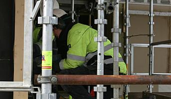 Farlig arbeid i høyden straffer seg