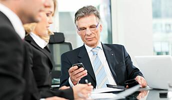 Sju dødssynder på møtet