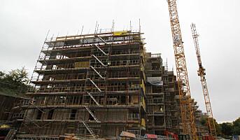 Byggeplasser stengt etter storkontroll