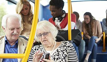 Flere seniorer velger pensjon