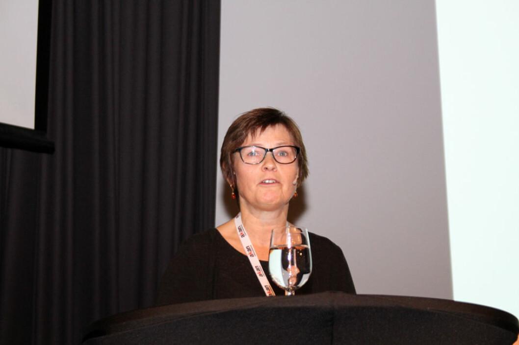 Elisabeth Ege, AKAN kompetansesenter. (Foto: Jan Tveita)