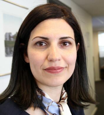 Neda Maria Kaizumi (Foto: Jan Tveita)