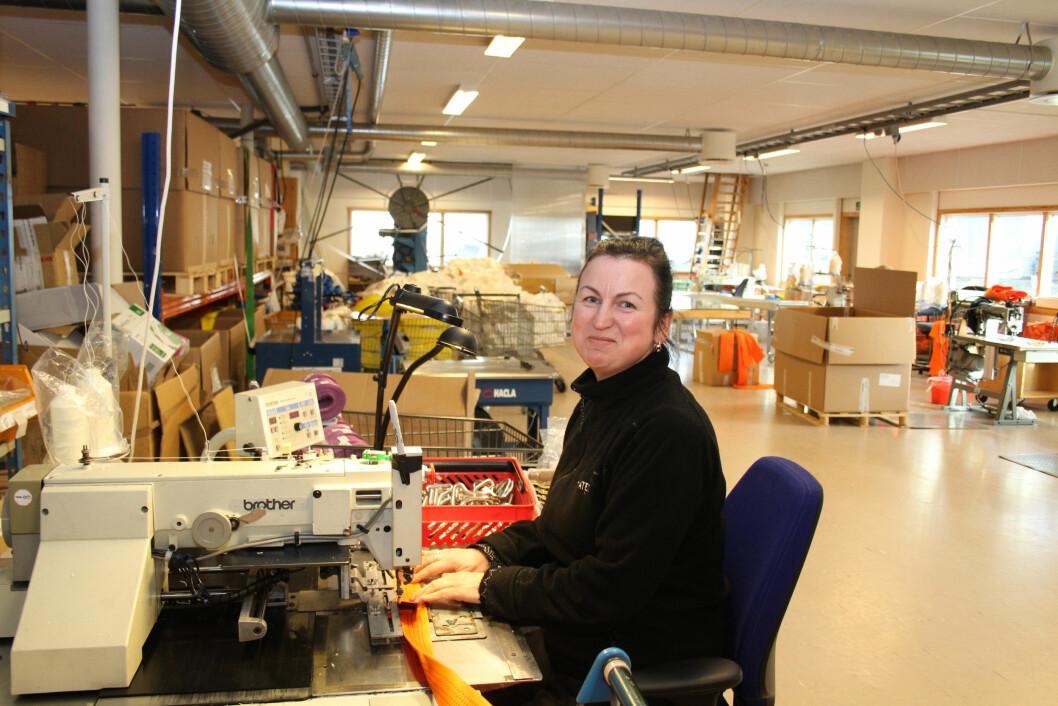Ufaglærte industriarbeidere kan oppleve mye stress i jobben. (Illustrasjonsfoto: Jan Tveita)