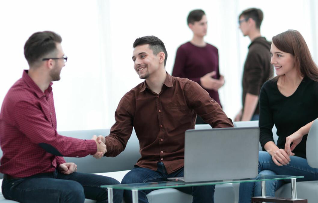 Vi bytter jobb oftere. (Illustrasjonsfoto: Colourbox.com)
