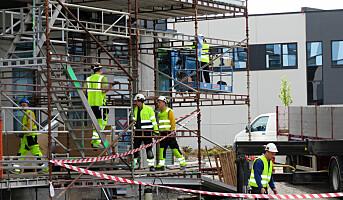 Byggeledere kan forebygge arbeidsulykker