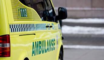 Store mangler i ambulansetjenesten