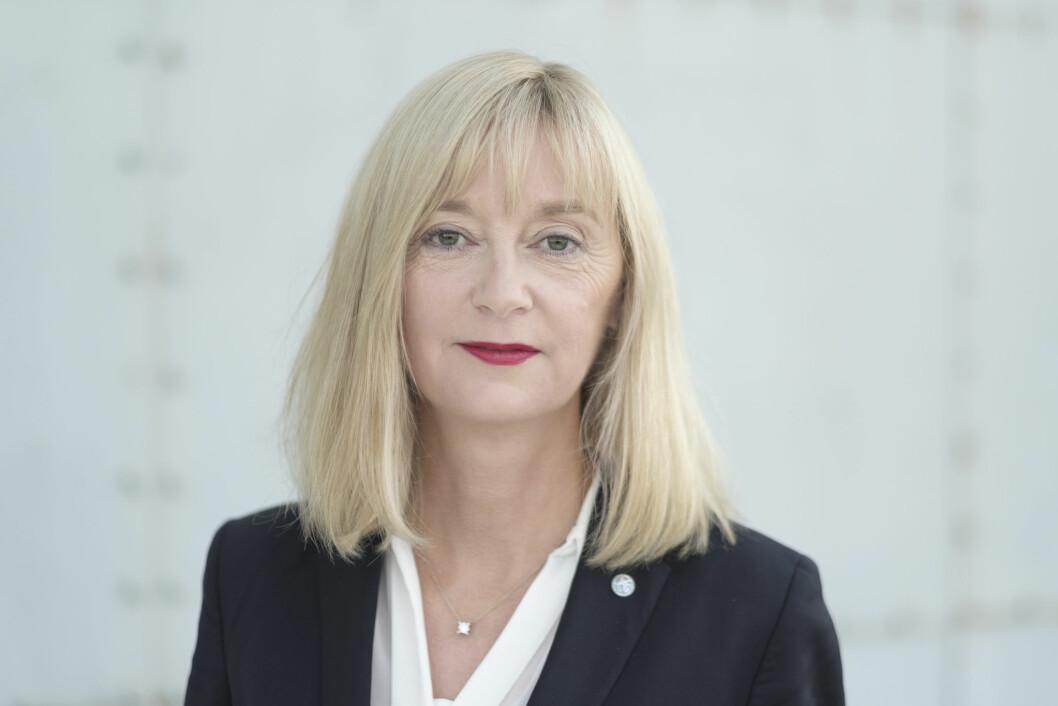 Overnatting- og servering, og helse- og sosial er særlig utsatte bransjer, sier direktør i Arbeidstilsynet Trude Vollheim. (Foto: Arbeidstilsynet)